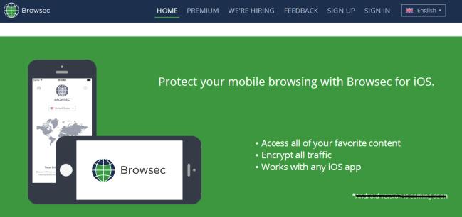 Browsec VPN … Gratis dan Tanpa Ribet – ROBBY'S BLOG